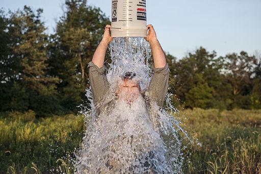 Mission Accomplished - ALS Ice Bucket Challenge (14848289439)