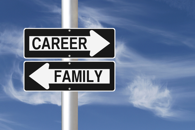 Career or Family Signs